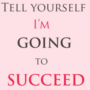 going to succeed quote