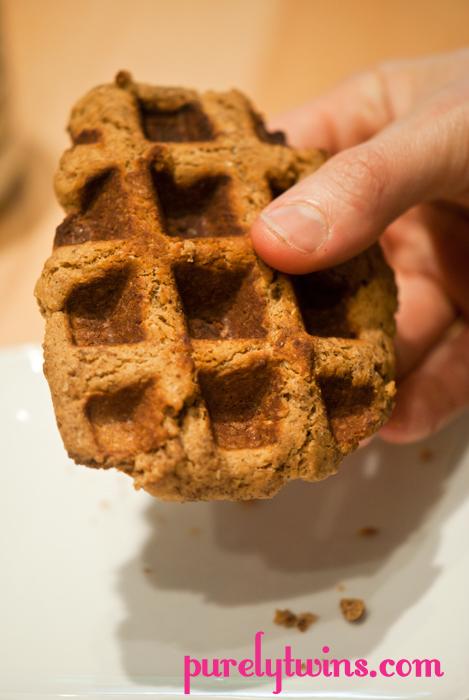 egg free waffle recipe