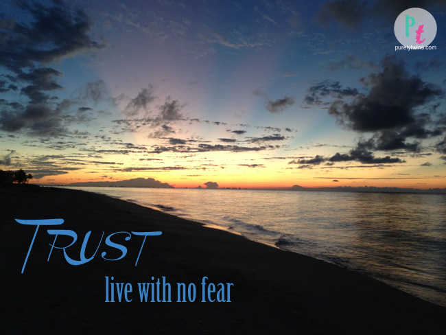 do you trust yourself
