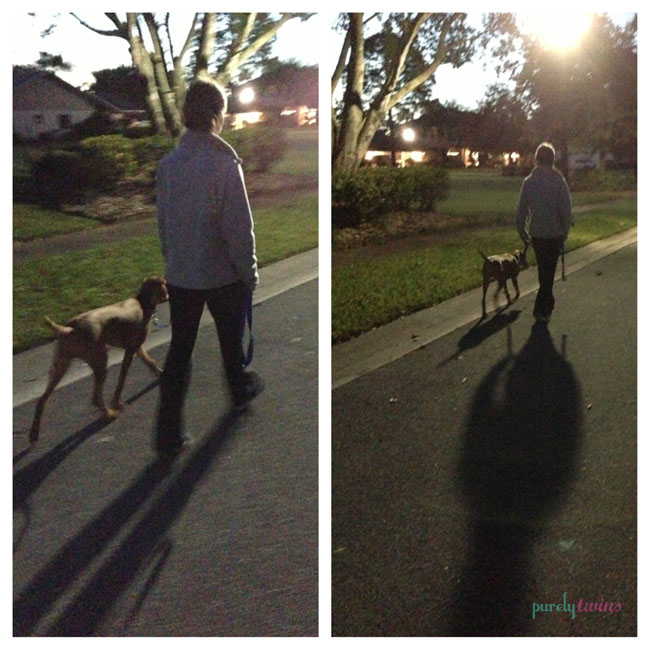 Lori walking jax