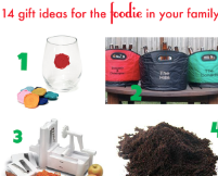 14 foodie gift ideas