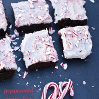 peppermint candy cane protein bars (grain-free)