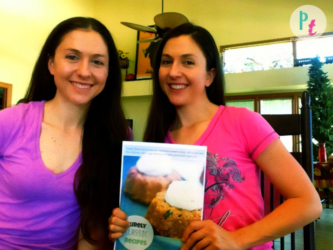 uswithcookbook A gluten free vegan cookbook: a PURE2RAW guest post