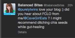 cave girl balanced bites