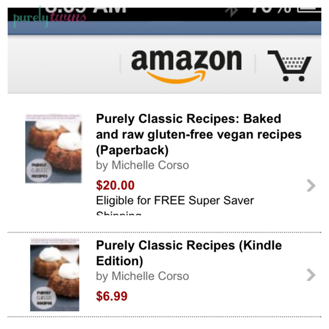 amazon-cookbook