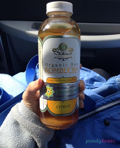 citrus-kombucha