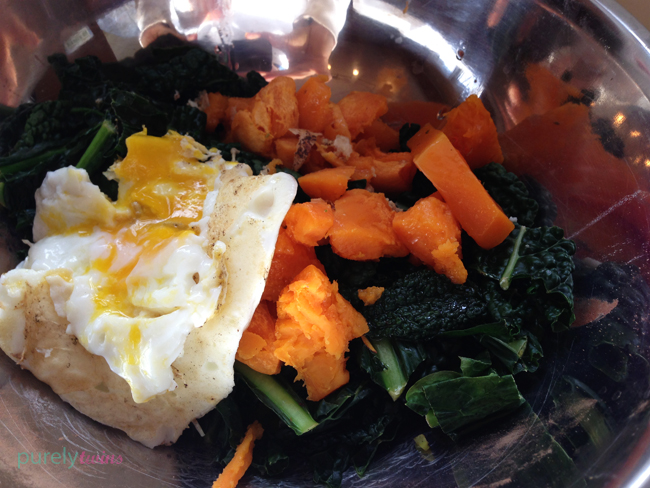 egg-sweet-potato-kale-meal