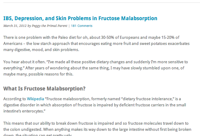issue-with-fructose