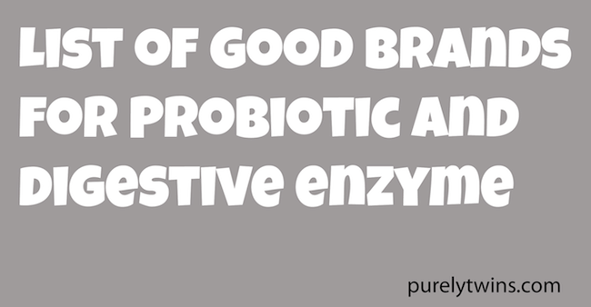 Day 15 Eats And Our Favorite Brands Of Probiotics And