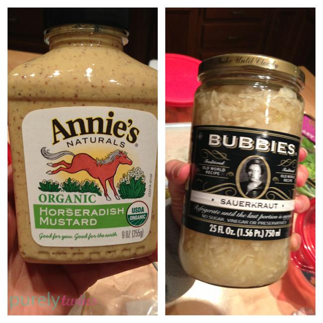 mustard-sauerkraut