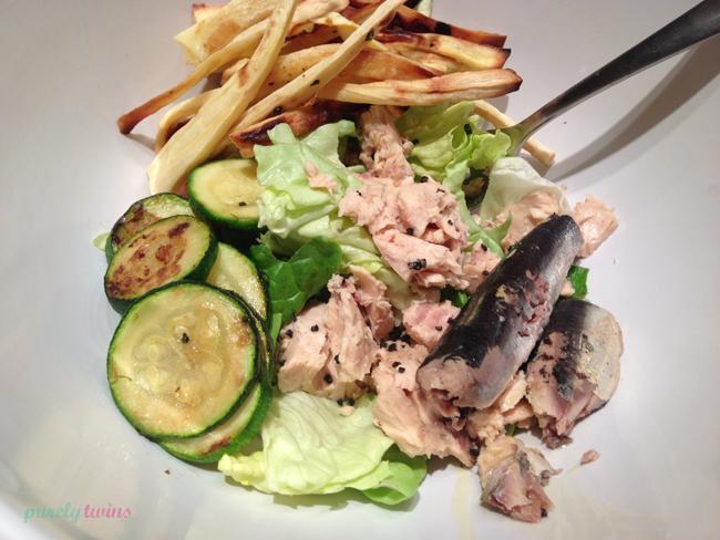 sardines-dinner