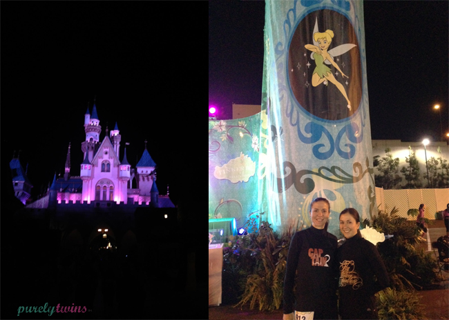 day 17 eats and running Disney Tinker Bell Half Marathon