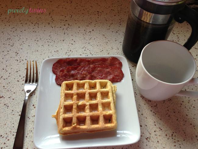 waffle-breakfast