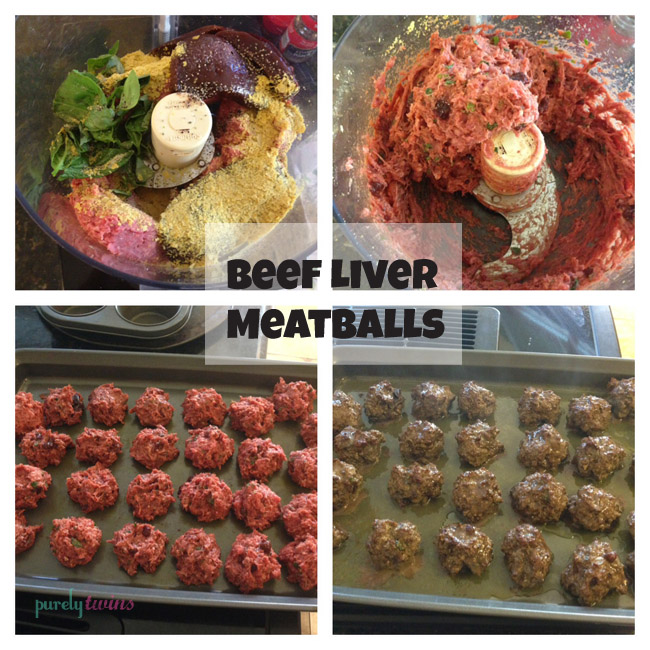 honest kitchen raw dog food and making liver meatballs