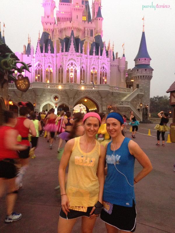 princess half marathon recap plus cupcakes