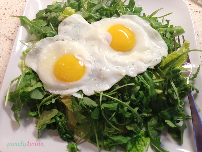 eggs-over-greens