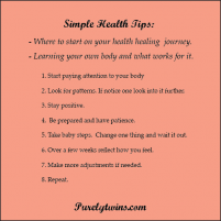 8 steps to start learning your body