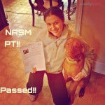certified NASM personal trainer