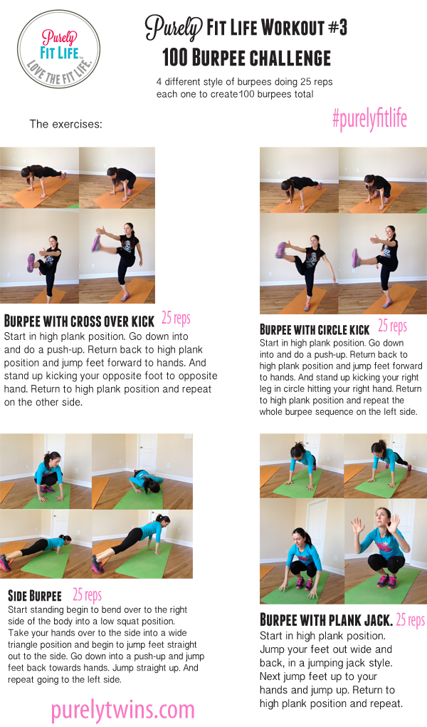 100-burpee-purelyfitlife-workout
