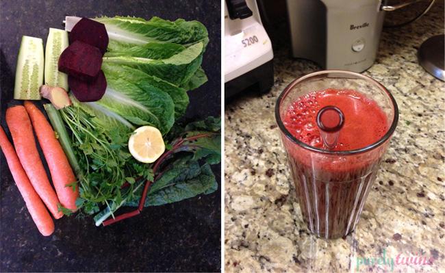 beet fresh juice