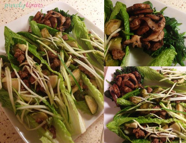 dinner-romaine-wraps
