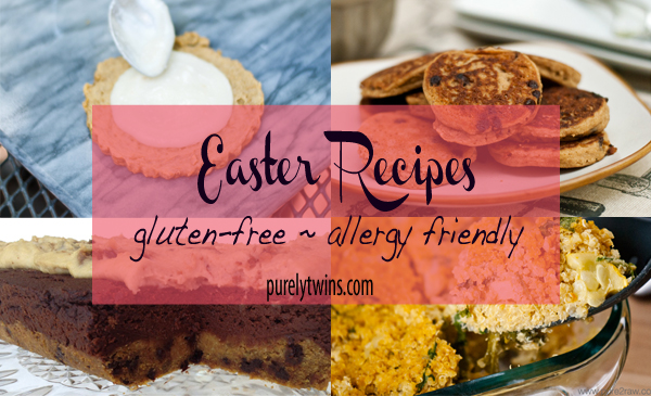 gluten free wholesome Easter recipes