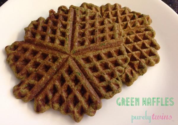 green waffles2
