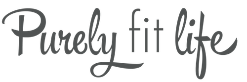 purely fit life workout logo