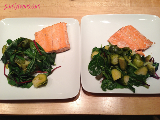 salmon-brussel-sprouts-dinner