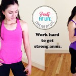 Purely Fit workout 1: strong sexy arms