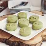 4 ingredient homemade fudge with secret ingredient