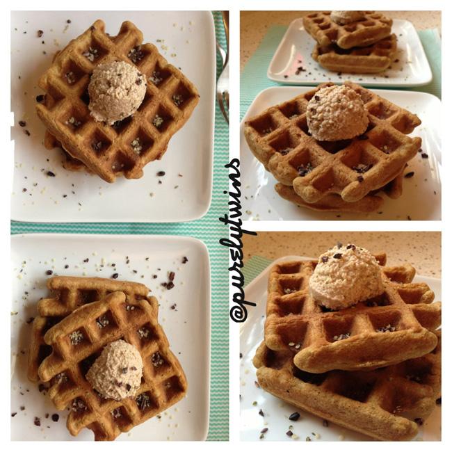 waffles-cashewcream