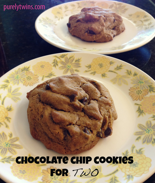 ChocolateChipCookiesForTwo