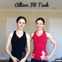 {giveaway} cute fitness tank