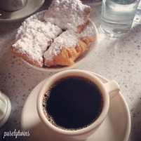 beignets…bbq…peanut butter pie and more