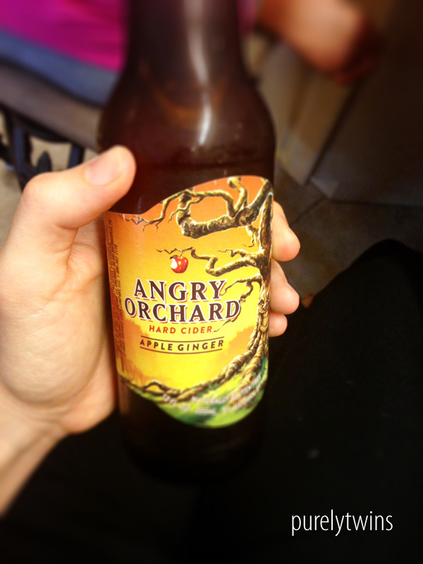 ginger cider