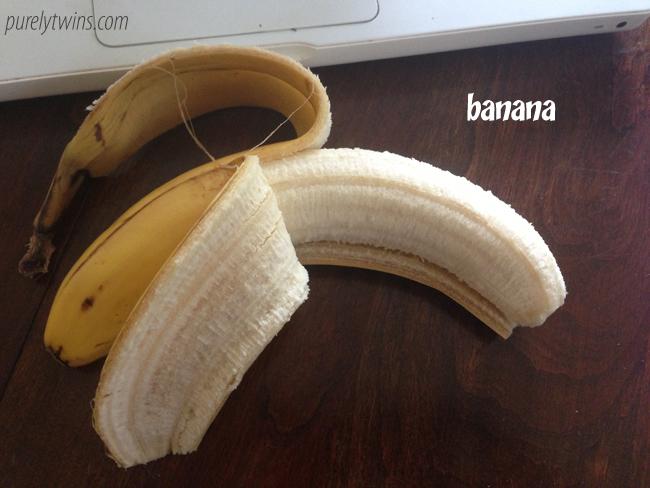 plain banana
