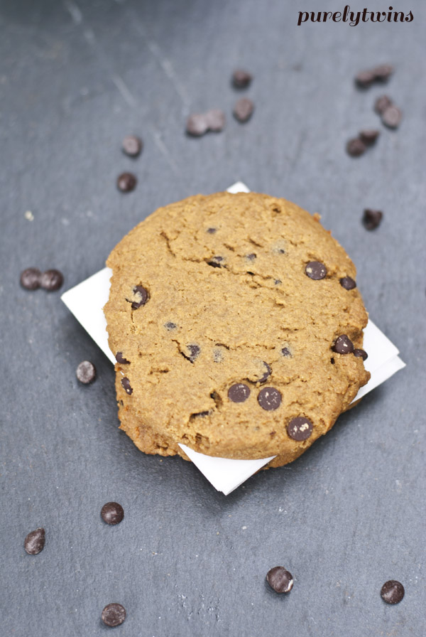 ghee no sugar vegan cookie