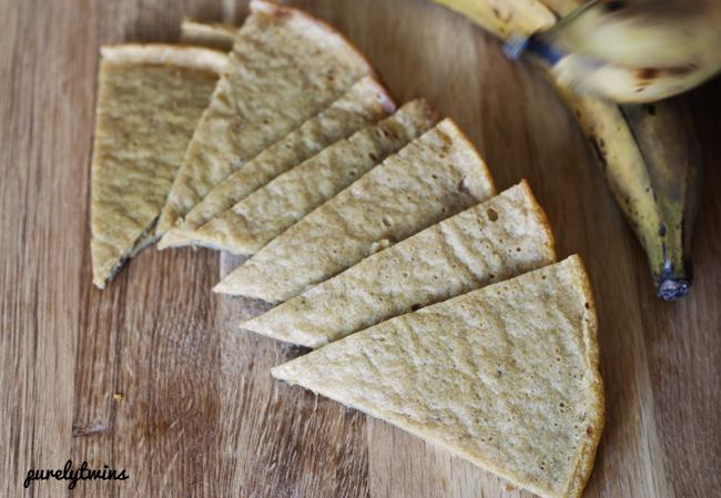 plantain socca recipe (egg-free, grain-free, paleo, gluten-free, nut-free)