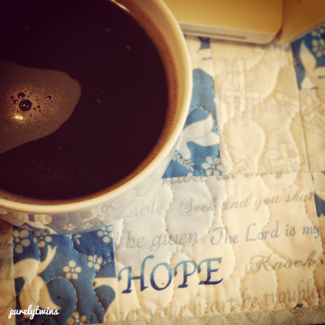 hope and coffee
