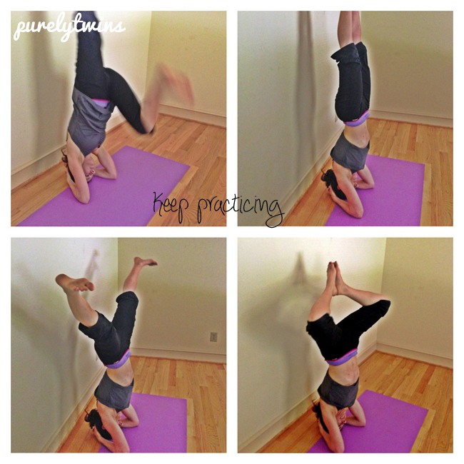 lori headstands