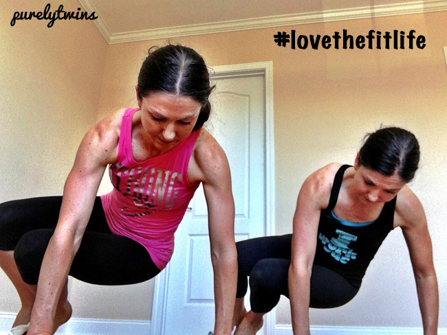 lovefitlife twins
