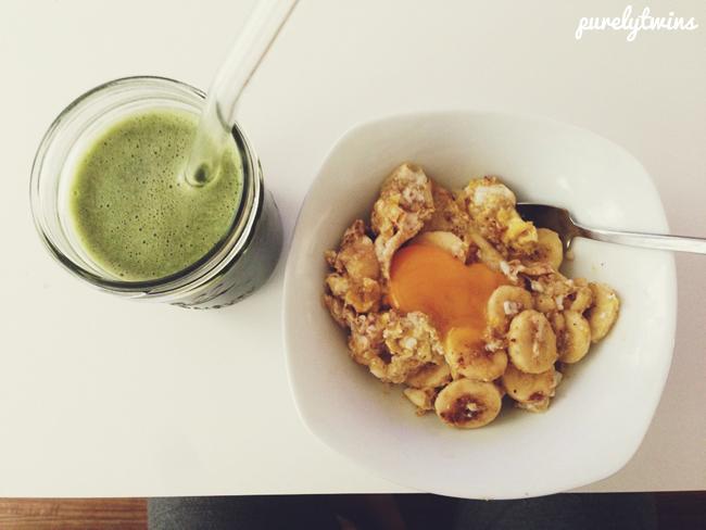 m breakfast plate