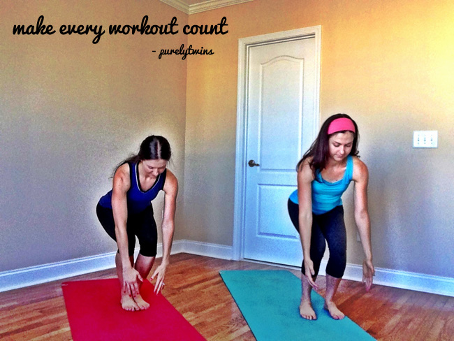 make every workout count