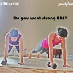 12 minutes to rock solid abs #purelyfitlife workout 10