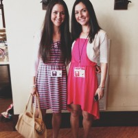 blending blogging friendships