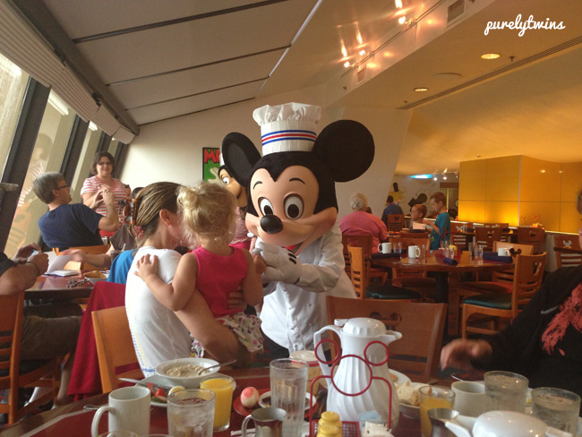 chef mickey joy