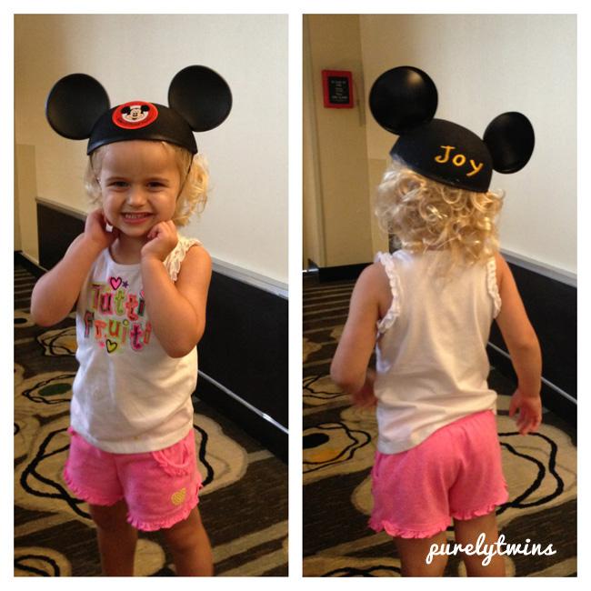 cute joy hat