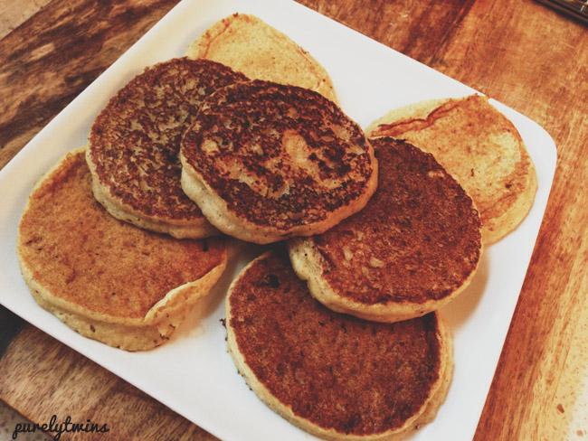 egg free pancake
