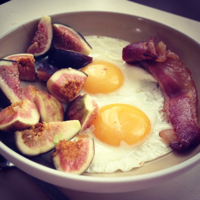 figs and eggs